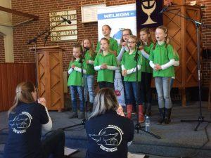 Optreden Gereformeerde Kerk Hollandscheveld