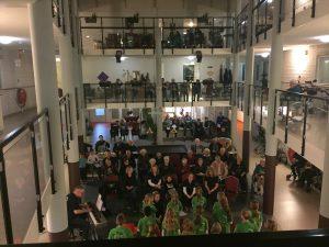 Optreden WZC Beatrix Hollandscheveld