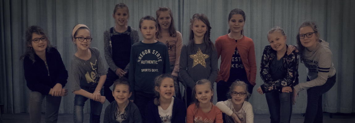 Kinderkoor Give us Peace Seizoen 2018/2019