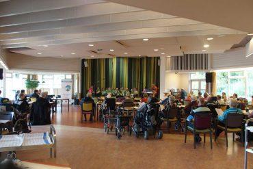 Optreden Weidesteyn in Hoogeveen