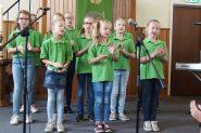 Optreden Gereformeerde kerk in Gees zondag 16 september