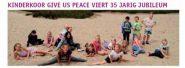 Kinderkoor Give us Peace in Pr8veld November 2016