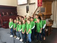 Optreden Hervormde kerk Hollandscheveld